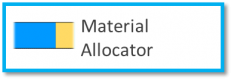 Deliverables in a Snapshot_Level 3_Material Allocator